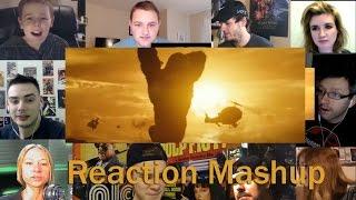 Kong  Skull Island Official Final Trailer REACTION MASHUP
