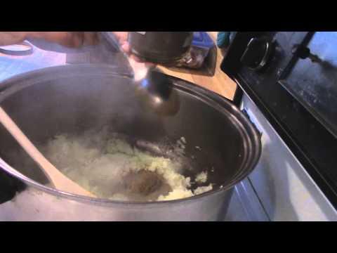 How to Make Healthy Mushroom Soup (no cream)