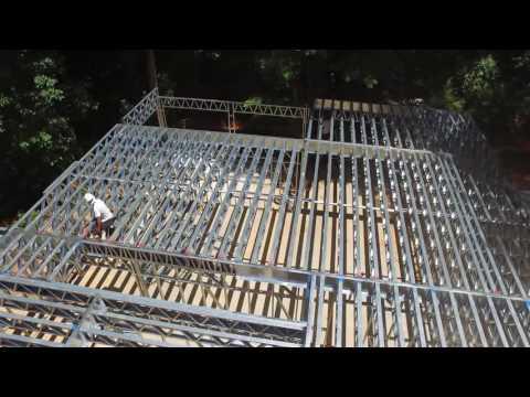 Trusses - Steel Framing