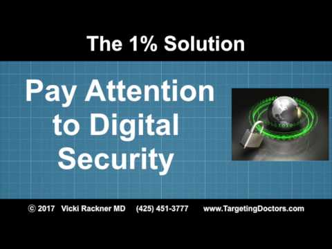 Pay Attention to Digital Security