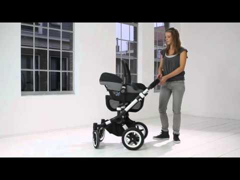 Car seat adaptability | Bugaboo Donkey Mono