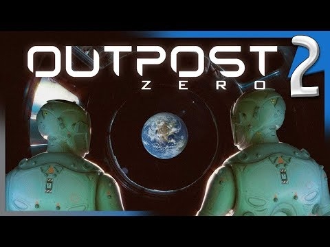 BUILDING MORE BASE, BEATING MORE BADDIES! | Outpost Zero Gameplay/Let's Play E2