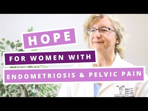 Hope For Your Endometriosis And Pelvic Pain