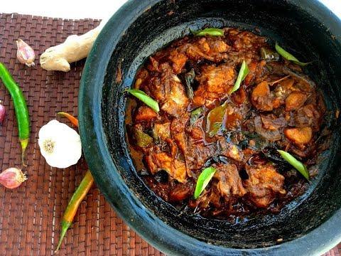 മീൻതല കായ  ഇട്ടുവെച്ച  കറി|| Trissur style fish head and raw banana curry || Ammachi special