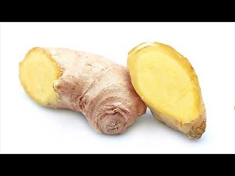 Ginger Relieves Chickenpox Itching- How To Use