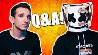 Q&A With S'MORES!