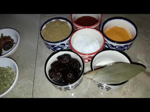 Recipe of Hyderabadi biryani masala at home | veg biryani masala| biryani ka masala banane ka tarika
