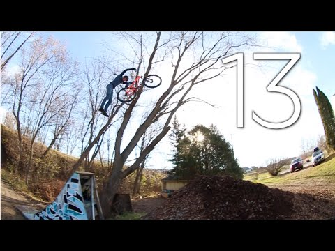 Webisode 13: Jeremiah's Backyard Booter