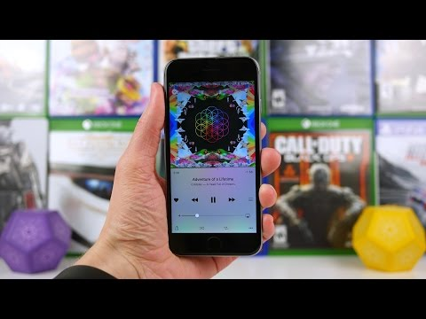 iOS 9.2 - Music Improvements, Mail Drop Support, and More!