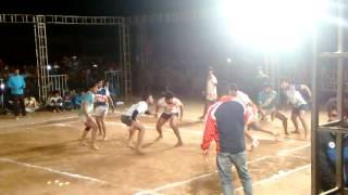 Kabaddi match Ajay thakur