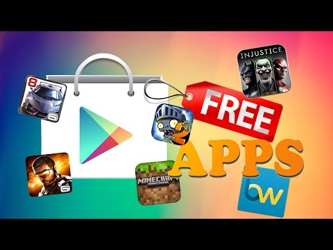 Download Android Paid Apps and Games for Free!!!