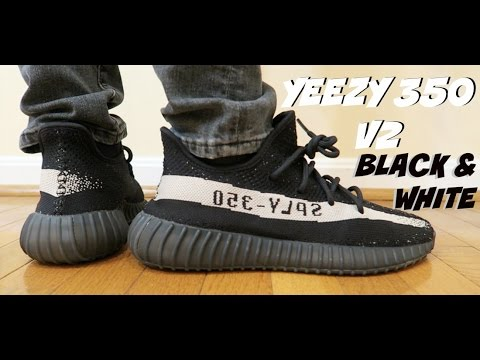69aaf6a03d5 Review   On-Feet  Adidas Yeezy Boost 350 V2