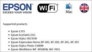 How To Connect EPSON L365 Printer to WiFi Network - Vidly xyz