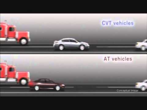 Nissan CVT explained