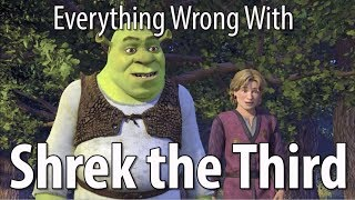 Everything Wrong With Shrek The Third In 16 Minutes Or Less