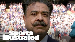 24 Hours With Jaguars' Owner Shahid Khan: NFL Protests, Trump, Yachts & Yoga | Sports Illustrated