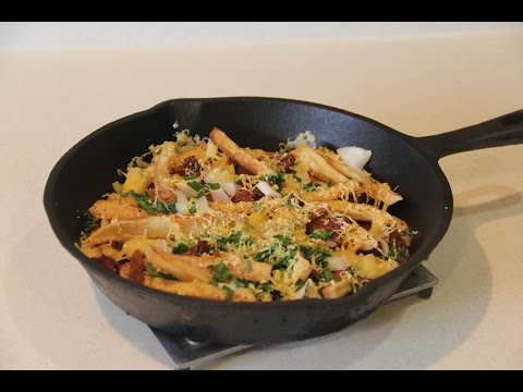 Loaded French Fries - Haystack