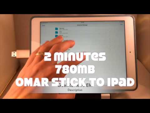 Omars iOS 32GB iPhone Flash Drive USB 3.0 Unboxing/review