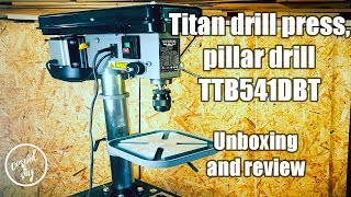 Parksidelidl 500w Bench Pillar Drill Review 005 Music Jinni