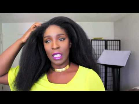 Natural Hair Talk, MY Natural Hair Videos I Visit africanexportsblog.com for more