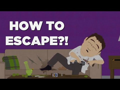 HOW TO ESCAPE YOUR HOUSE IN SOUTH PARK: THE FRACTURED BUT WHOLE! 2017