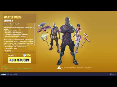 BUYING THE BATTLE PASS! | FORTNITE BATTLE ROYALE (BATTLE PASS INFO)