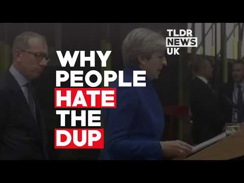 Why Do People Hate the DUP?