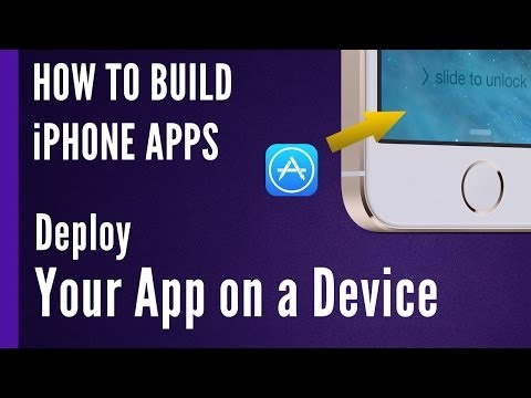 Deploy Your iPhone App on an iOS Device