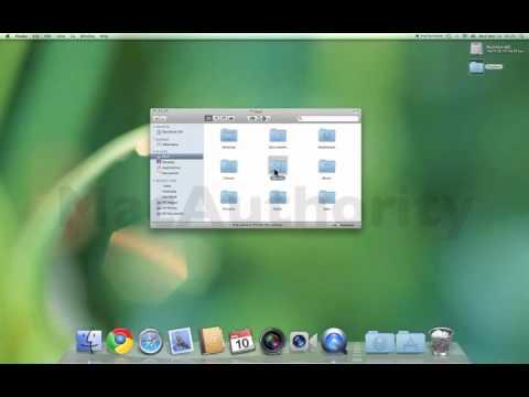 Mac 101 - Home folder
