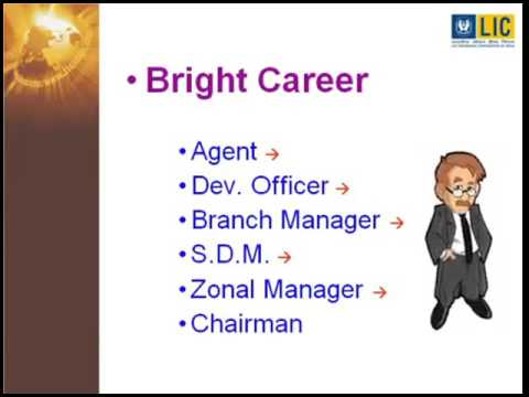 How to become LIC agent