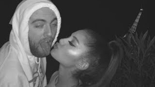 Mac Miller Wishes Ariana Grande A Happy Birthday In The CUTEST Way
