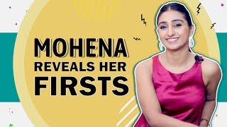 Mohena Kumari Singh Reveals All Her Firsts   Audition, Pay Cheque & More