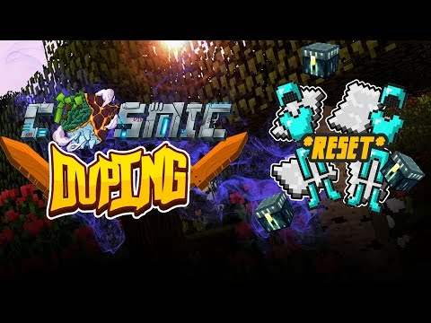 DUPE ON COSMICPVP TEST SERVER MAKES SERVER ROLLBACK! | minecraft duping #63