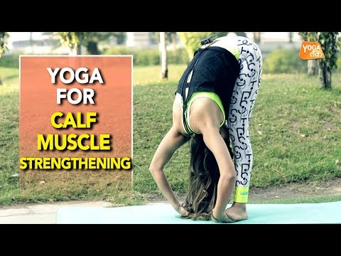 Yoga For Calf Muscle Strengthening | Hand Under Foot Pose | Yoga Tak