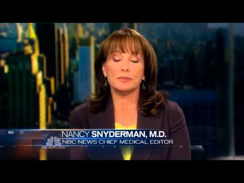 Rosie O'Donnell Has Heart Attack, Symptoms, Aspirin and Prevention NBCNightlyNews08202012