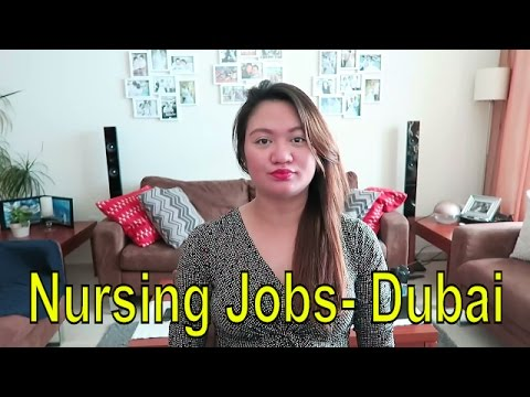 nursing jobs in DUBAI
