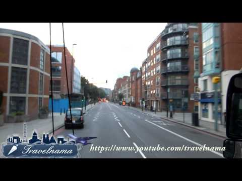Drive to Victoria Coach Station London