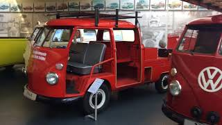 Volkswagen Museum Wolfsburg, Germany