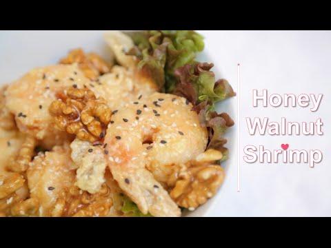 How to Make  Honey Walnut Shrimp   Easy to Follow Recipe