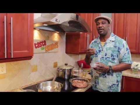 Chicken Pelau - Taste the Islands with Chef Irie (Episode 2)