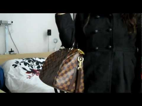 Review: LV speedy 30 bandouliere