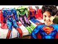 Download Sado became a Superheroes and helps his little brother Ali Rescue Mission MP3,3GP,MP4