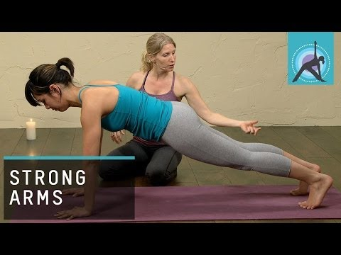 Yoga for Strong Arms and Upper Body