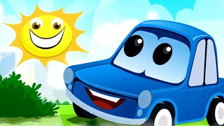 Morning Soon | Zeek And Friends Cartoon Videos | Car Rhymes for Children from Kids Tv Channel