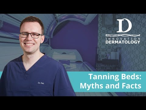 The Truth About Tanning Beds Ask Dr Day