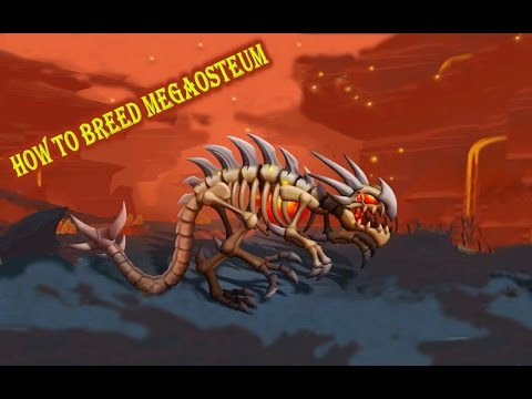 Monster Legends - Winter Party Breeding Megaosteum