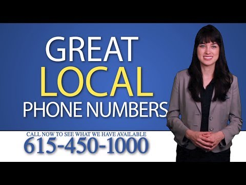 Great Local Phone Numbers   615-450-1000