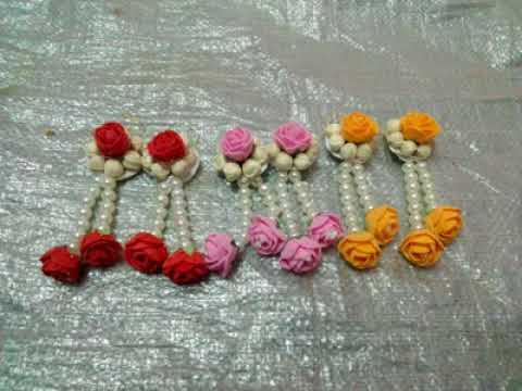 Madurai Decorators Artificial flower jewellery delivered @ Salem