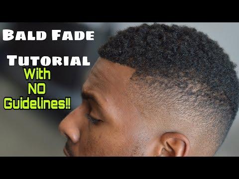 Barber Tutorial | Bald Fade | NO GUIDELINES!!!