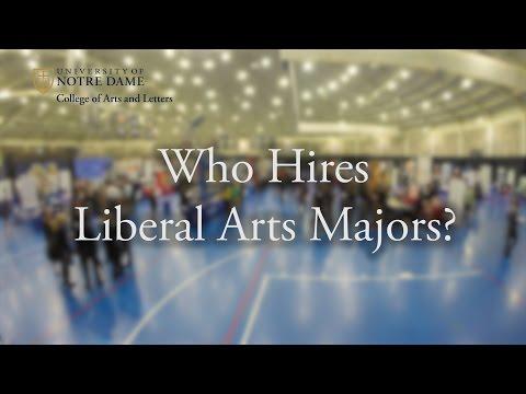 Who Hires Liberal Arts Majors?